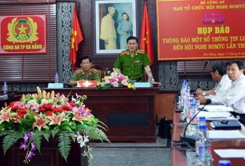 การประชุมอาเซียนเกี่ยวกับการป้องกันและปราบปรามอาชญากรรมข้ามชาติ เป้าหมายและปฏิบัติการร่วม - ảnh 1