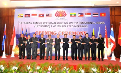 การประชุมเจ้าหน้าที่อาวุโสอาเซียนเกี่ยวกับการป้องกันและปราบปรามอาชญากรรมข้ามชาติ - ảnh 1