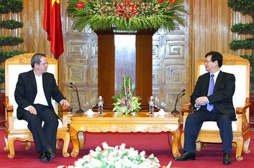 รัฐมนตรีต่างประเทศเอกวาดอร์เยือนเวียดนาม - ảnh 1