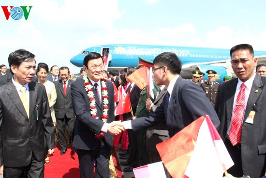 การเยือนเพื่อยกระดับความสัมพันธ์ระหว่างเวียดนามกับอินโดนีเซีย - ảnh 1