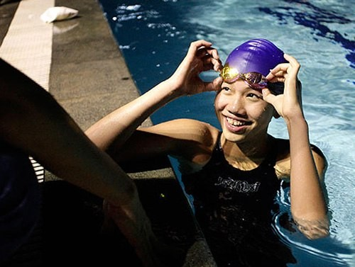 คณะนักกีฬาเวียดนามอยู่อันดับ๑ในการแข่งขันกีฬานักเรียนเอเชียตะวันออกเฉียงใต้ - ảnh 1