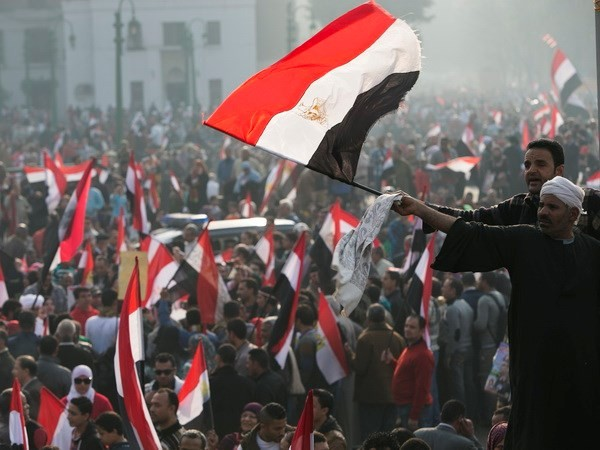 ฝ่ายอิสลามในประเทศอียิปต์จัดตั้งพันธมิตรใหม่ - ảnh 1