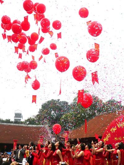 วสันต์ฤดูของประเทศจากเดียนเบียนถึงเจื่องซา - ảnh 1