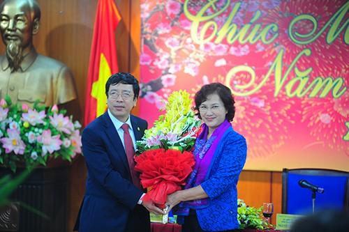สถานีวิทยุเวียดนามควรพัฒนาช่องโทรทัศน์รัฐสภาให้กลายเป็นกระบอกเสียงของรัฐสภาเวียดนามอย่างเป็นทางการ - ảnh 1