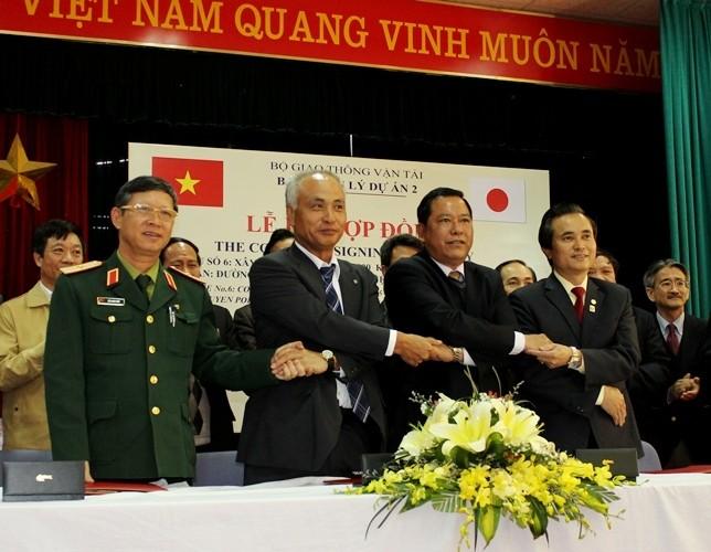 เริ่มลงมือก่อสร้างสะพานข้ามทะเลที่ใหญ่ที่สุดในเวียดนาม - ảnh 1