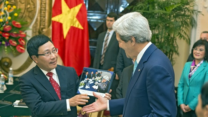 ๒๐ปีในความสัมพันธ์ทางการค้าระหว่างเวียดนามกับสหรัฐคือผลสำเร็จแห่งยุคสมัย - ảnh 1