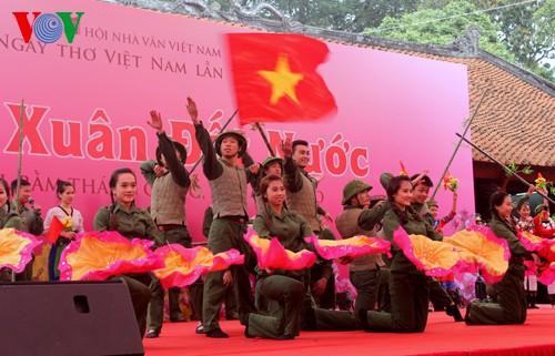 วันกลอนเวียดนามครั้งที่๑๒ ได้เปิดขึ้นแล้ว - ảnh 1
