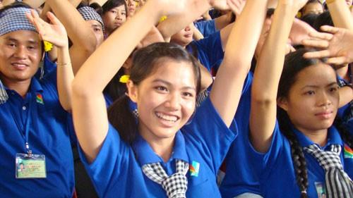 คณะกรรมการแห่งชาติว่าด้วยเยาวชนเวียดนามปฏิบัติหน้าที่ปี๒๐๑๔ - ảnh 1
