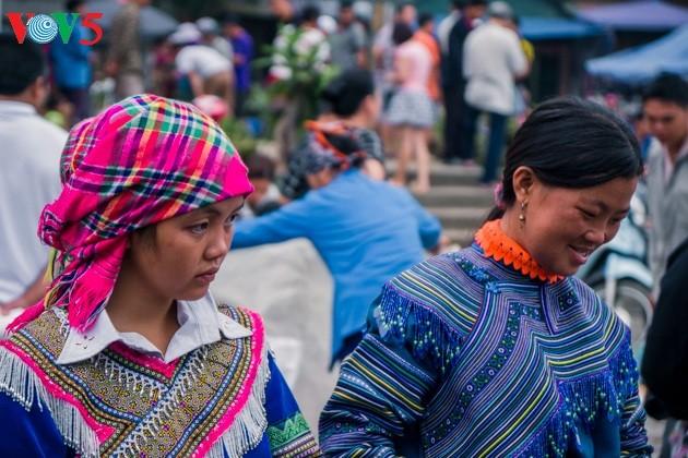 Chợ phiên Bắc Hà, những sắc màu văn hóa vùng cao - ảnh 12