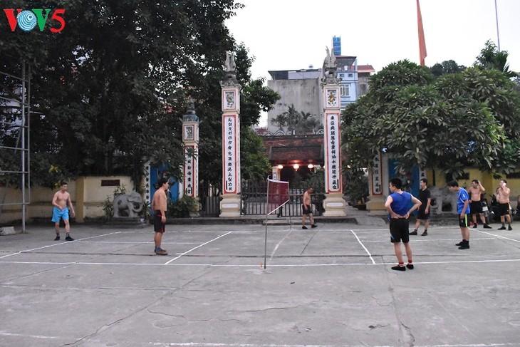 Thú chơi cầu Chinh ở Hà Nội - ảnh 3