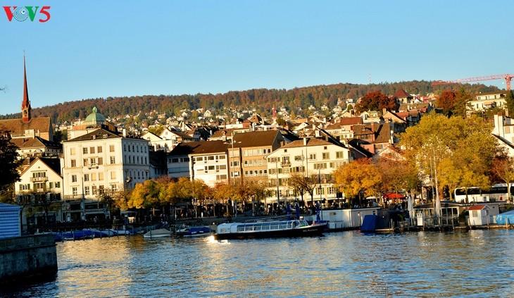 Thụy Sĩ - đất nước của trời xanh và nắng vàng - ảnh 1