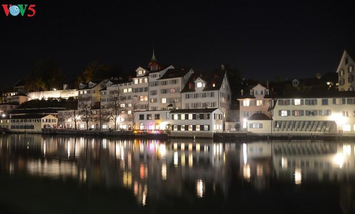 Thụy Sĩ - đất nước của trời xanh và nắng vàng - ảnh 3