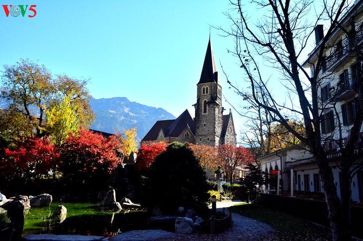 Thụy Sĩ - đất nước của trời xanh và nắng vàng - ảnh 9