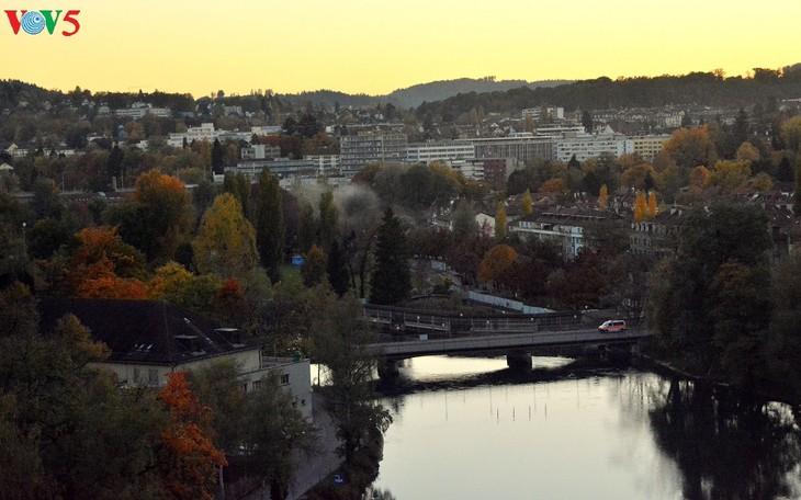 Thụy Sĩ - đất nước của trời xanh và nắng vàng - ảnh 16