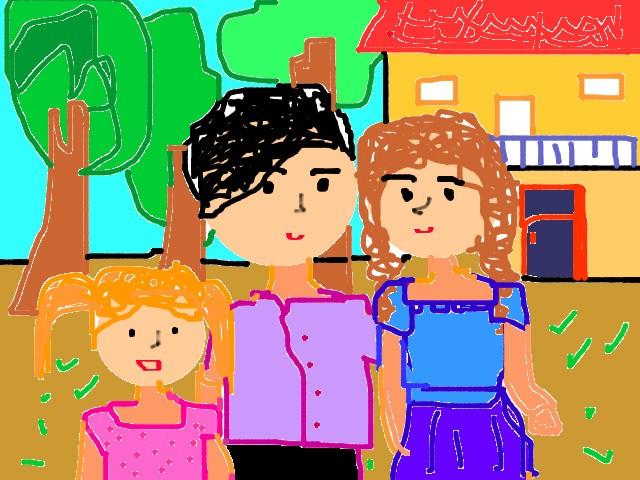 Dạy Tiếng Việt - chủ đề về gia đình - ảnh 1