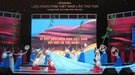 Liên hoan phim Việt Nam lần thứ 18: Số lượng phim vượt trội - ảnh 1