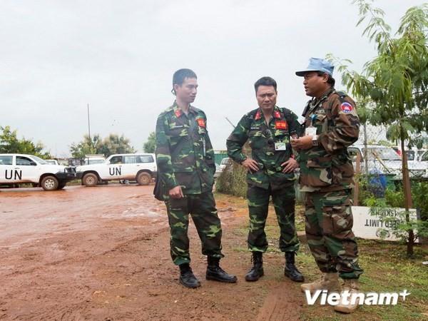 Liên Hợp Quốc tin tưởng Việt Nam sẽ là đối tác tin cậy trong lĩnh vực gìn giữ hòa bình  - ảnh 1