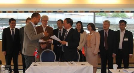 Doanh nghiệp Việt Nam và Na Uy tăng cường hợp tác  - ảnh 1