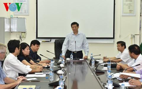 Việt Nam nâng mức đáp ứng với dịch bệnh Ebola - ảnh 1
