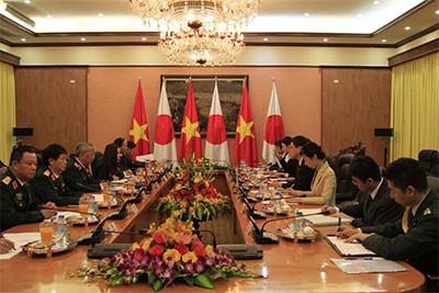 Đối thoại chính sách quốc phòng Việt Nam – Nhật Bản lần thứ 3 - ảnh 1