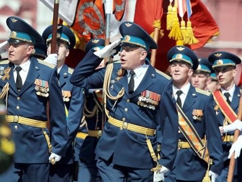 Lãnh đạo VNchúc mừng Liên bang Nga nhân dịp kỷ niệm 70 năm chiến thắng trong chiến tranh vệ quốc - ảnh 1