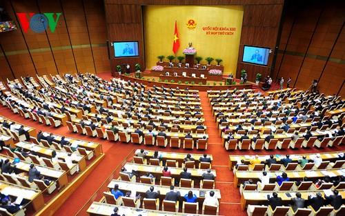 Tuần làm việc thứ 2 của kỳ họp thứ 9, Quốc hội khóa XIII - ảnh 1