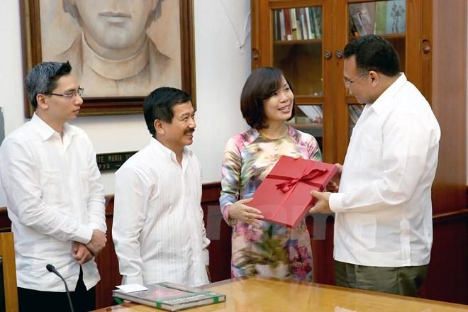 Bang Yucatan của Mexico mong muốn hợp tác với các đối tác Việt Nam  - ảnh 1