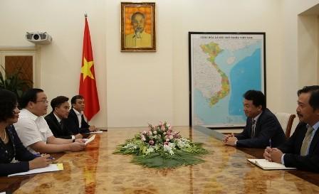 Quan hệ hợp tác Việt Nam và Ngân hàng Phát triển châu Á ngày càng phát triển thực chất, hiệu quả - ảnh 1