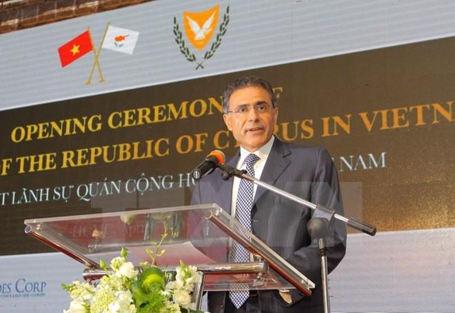 Cộng hòa Síp chính thức mở Văn phòng Lãnh sự quán tại Việt Nam  - ảnh 1