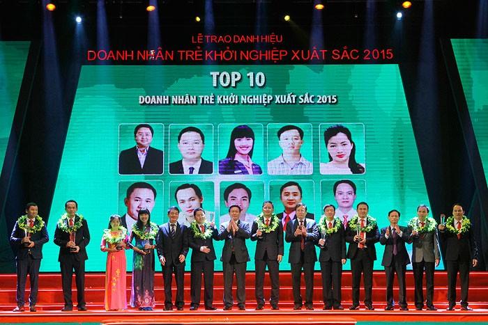 Thành phố Hồ Chí Minh phát động giải thưởng Doanh nhân trẻ xuất sắc  - ảnh 1