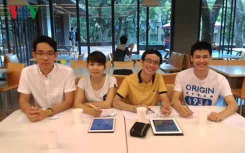 Cuộc thi Nhà nghiên cứu khoa học Việt Nam xuất sắc tại Đài Loan - ảnh 1