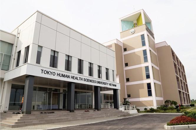 Khánh thành Trường Đại học Y khoa Tokyo - ảnh 1