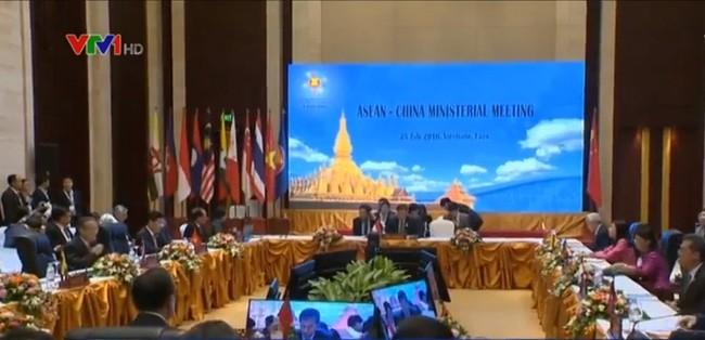 Khẳng định cơ chế hợp tác hiệu quả ASEAN+1 - ảnh 1
