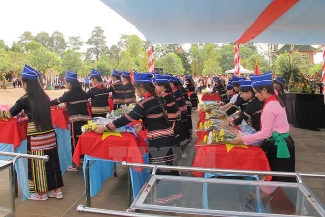 Quy tập được gần 750 hài cốt liệt sĩ hy sinh tại Campuchia - ảnh 1