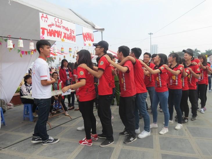 Gắn kết và tôn vinh những trái tim tình nguyện - ảnh 10