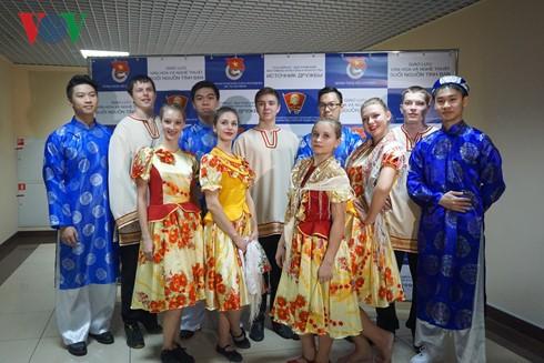 Giao lưu nghệ thuật tuổi trẻ hai nước Việt Nam và Liên bang Nga - ảnh 1