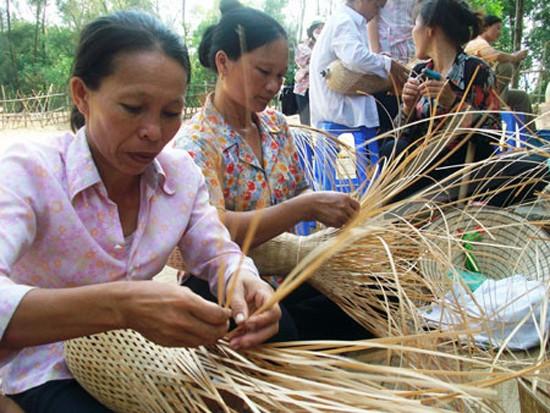 Đào tạo nghề lao động nông thôn gắn với xây dựng mô hình học tập cộng đồng - ảnh 1