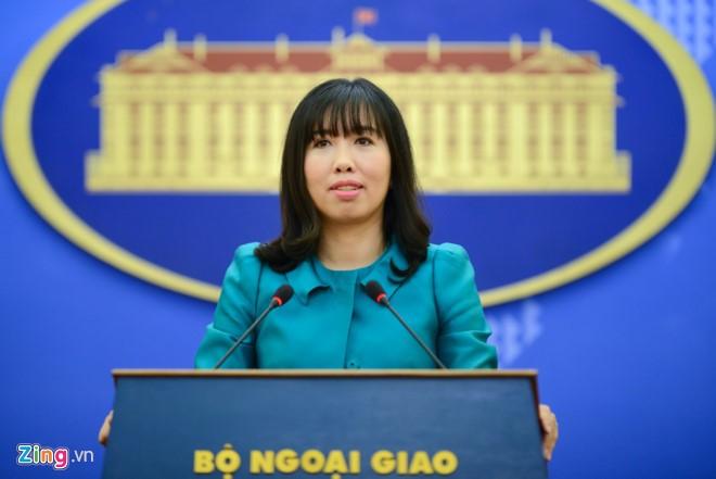 Việt Nam kiên quyết phản đối và bác bỏ quyết định của Trung Quốc cấm đánh bắt cá ở Biển Đông - ảnh 1