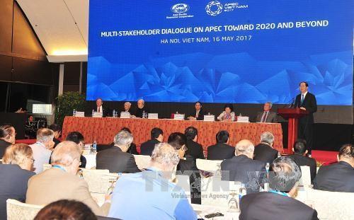 SOM 2 APEC: Thảo luận về tương lai của APEC - ảnh 1