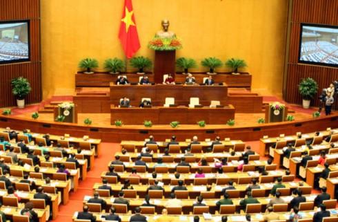 Quốc hội thảo luận về dự án Luật quản lý, sử dụng tài sản nhà nước (sửa đổi) - ảnh 1