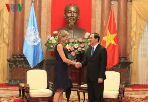 Việt Nam đạt được nhiều thành tựu trong xóa đói giảm nghèo - ảnh 1