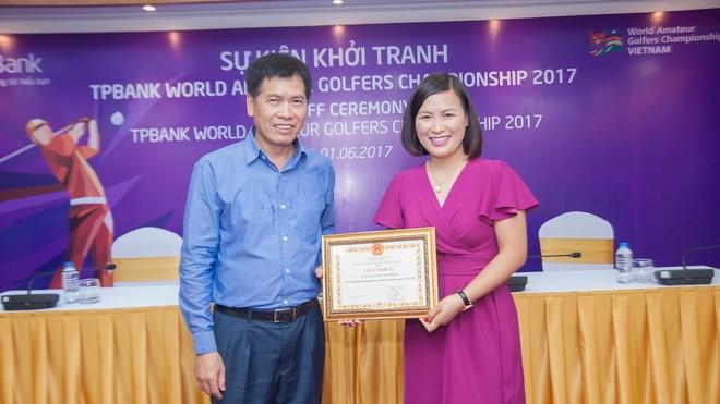 Giải Vô địch golf không chuyên thế giới 2017 sắp diễn ra tại Việt Nam - ảnh 1