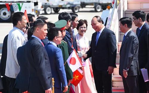 Nhật Bản và Việt Nam là đối tác chiến lược sâu rộng - ảnh 2