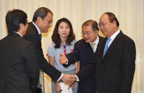 Thủ tướng Nguyễn Xuân Phúc tiếp Chủ tịch Tập đoàn TCC Thái Lan - ảnh 2