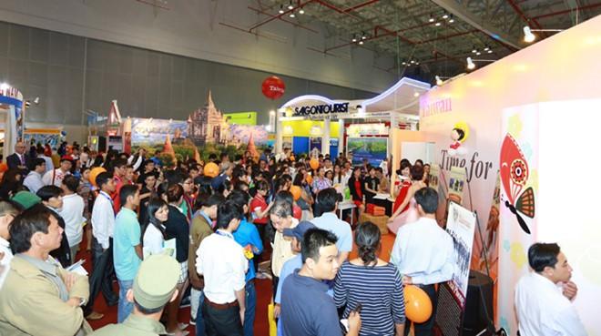Từ ngày 7-9/9 Hội chợ Du lịch quốc tế Thành phố Hồ Chí Minh lần thứ 13 năm 2017 - ảnh 1