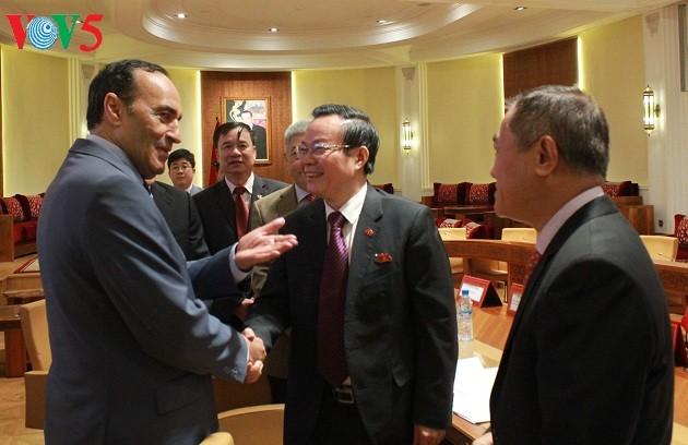Phó Chủ tịch Quốc hội Phùng Quốc Hiển thăm Vương quốc Maroc - ảnh 2