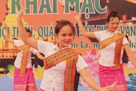 """Khai mạc """"Ngày hội giao lưu văn hóa, thể thao và du lịch vùng biên giới Việt Nam-  Lào"""" - ảnh 2"""