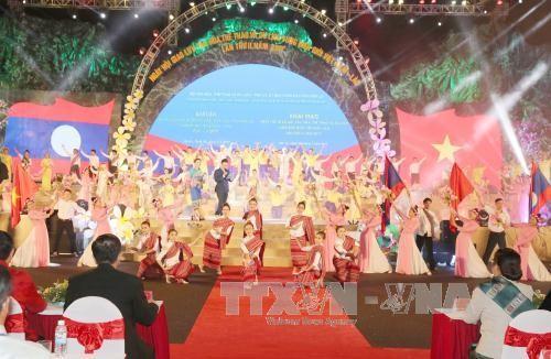 Khai mạc Ngày hội giao lưu văn hóa, thể thao và du lịch vùng biên giới Việt Nam - Lào - ảnh 2