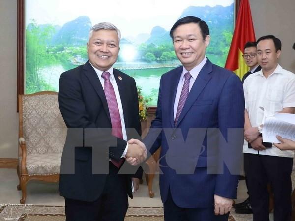 Thúc đẩy hợp tác giữa Việt Nam với Indonesia, New Zealand và Australia - ảnh 1