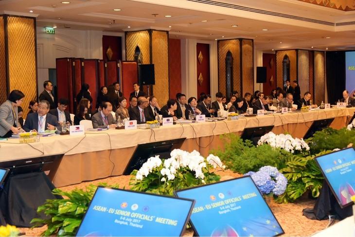 EU và ASEAN tăng cường hợp tác sâu rộng, thúc đẩy chủ nghĩa đa phương - ảnh 2